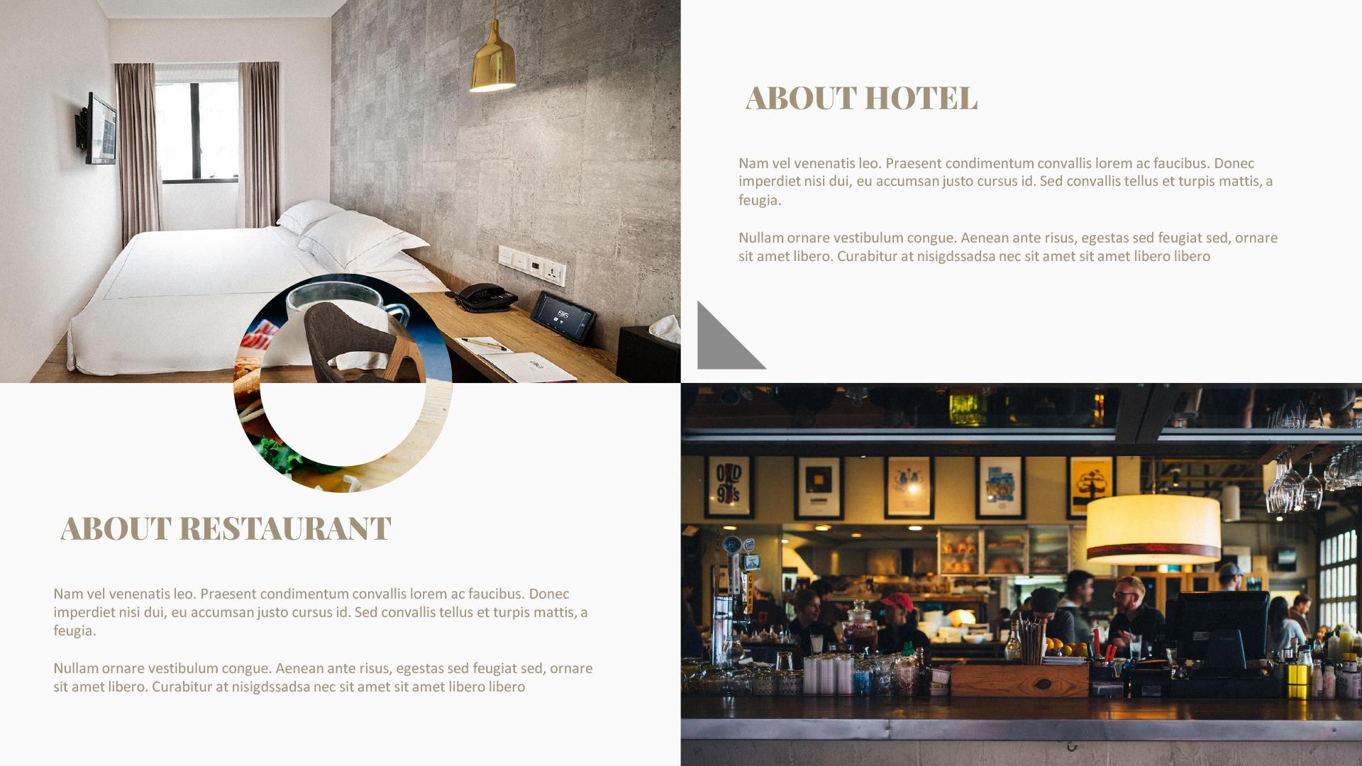 Hotel premium powerpoint presentation by qartwell graphicriver hotel premium powerpoint presentation toneelgroepblik Image collections