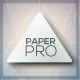 Paper-Pro Infographic - GraphicRiver Item for Sale