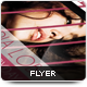 Delirious Flyer Template - GraphicRiver Item for Sale