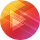Abstract Triangles Backgrounds - GraphicRiver Item for Sale