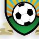 Soccer Shield / Emblem - GraphicRiver Item for Sale