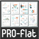 Pro Flat Infographic Brochure. Set 7 - GraphicRiver Item for Sale