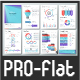 Pro Flat Infographic Brochure. Set 4 - GraphicRiver Item for Sale