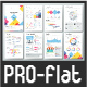 Pro Flat Infographic Brochure. Set 2 - GraphicRiver Item for Sale