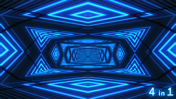 . VJ Neon Lights Room by filmentro   VideoHive