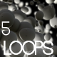 Organic Tunnel Vj Loop Pack - VideoHive Item for Sale