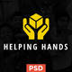 Helping Hands - Multipurpose Non-profit PSD Template - ThemeForest Item for Sale