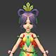 Cartoon Character Fuli