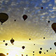 Hot Air Balloons Flying - 27