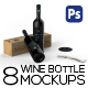 Vignon - Wine Mockup Studio Kit - GraphicRiver Item for Sale