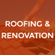 Roofing, Renovation & Repair Service - ThemeForest Item for Sale