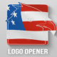 Usa July 4th Logo - VideoHive Item for Sale