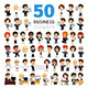 Business People Collection - GraphicRiver Item for Sale