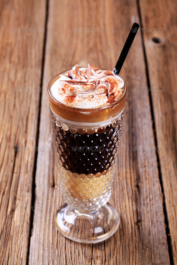 Coffee drink - Stock Photo - Images