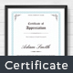 Multipurpose Certificate Template V1 - GraphicRiver Item for Sale