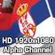 Flag Transition - Serbia - VideoHive Item for Sale
