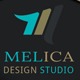 Business Card – Melica - GraphicRiver Item for Sale