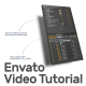 Envato Templates Video Tutorial - VideoHive Item for Sale
