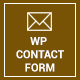 WP Contact Form with File/Image Uploader