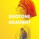 Duotone Gradient Photoshop Action - GraphicRiver Item for Sale