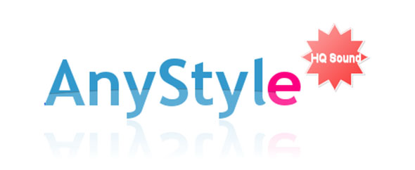 Anystyle