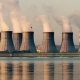 Nuclear Power Plant Lake View - VideoHive Item for Sale