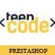 Pts TeenCode - Responsive Prestashop Theme For Fashion - ThemeForest Item for Sale