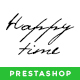 Pts Happy Time - Creative Responisve Prestashop Theme for Wedding & Fashion