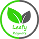 Leafy Keynote - GraphicRiver Item for Sale