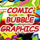 Comic Bubble Graphics - VideoHive Item for Sale