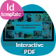 Interactive PDF Photographer Portfolio No7 - GraphicRiver Item for Sale