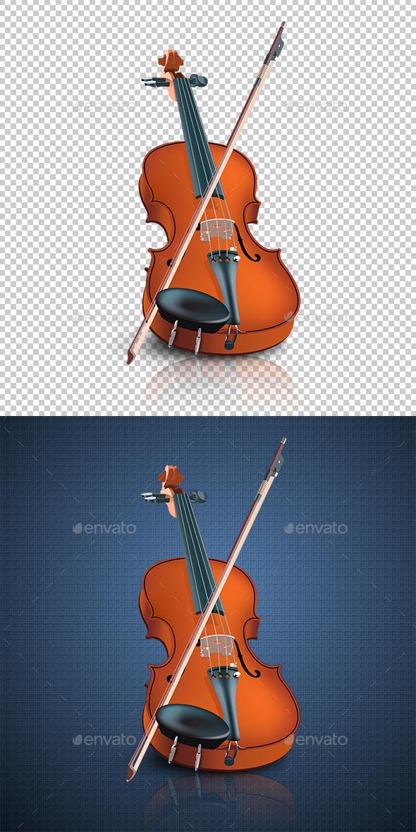 Violin - Miscellaneous Conceptual