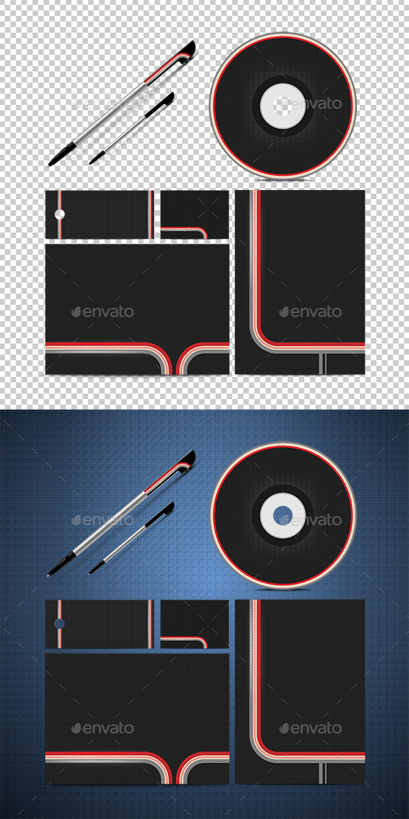 Corporate Identity Templates - Concepts Business