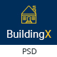 BuildingX - Builder, Contractor, Developer Nulled