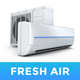 FreshAir - Air Conditioning & Heating WP Theme Nulled