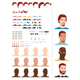 Male Avatars - GraphicRiver Item for Sale