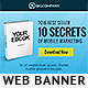 Download Ebook Web Banner Template