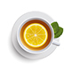 Cup of Tea with Lemon - GraphicRiver Item for Sale