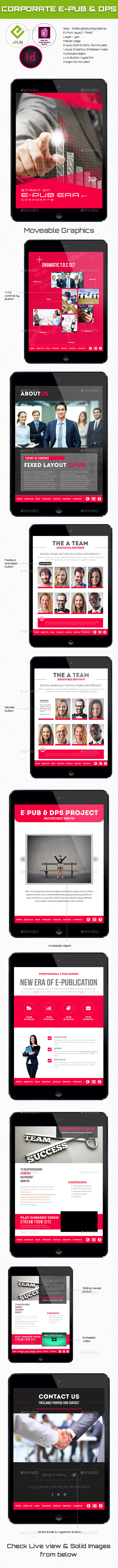 Corporate E-pub & DPS - ePublishing