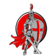 Knight Holding Sword - GraphicRiver Item for Sale