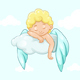 Sleeping Little Angel - GraphicRiver Item for Sale