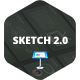 Sketch 2.0 - Keynote Presentation - GraphicRiver Item for Sale