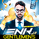 Gentlemen's Night Party - GraphicRiver Item for Sale