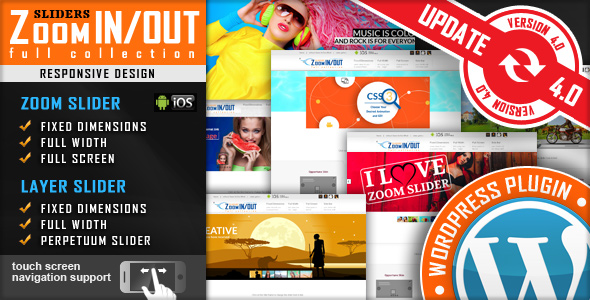 CountDown With Image or Video Background - Responsive WordPress Plugin - 1