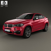 Bmw x6 (mk2) (f16) m sport package 2014 590 0001.  thumbnail