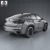 Bmw x6 (mk2) (f16) m sport package 2014 590 0004.  thumbnail