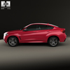 Bmw x6 (mk2) (f16) m sport package 2014 590 0005.  thumbnail