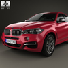 Bmw x6 (mk2) (f16) m sport package 2014 590 0006.  thumbnail
