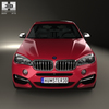 Bmw x6 (mk2) (f16) m sport package 2014 590 0010.  thumbnail