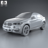 Bmw x6 (mk2) (f16) m sport package 2014 590 0011.  thumbnail
